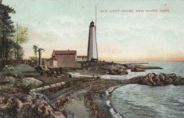 NEW HAVEN , Conn. , 1909 ; LIGHTHOUSE #2 - Lighthouses