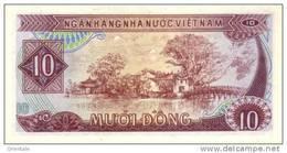VIETNAM  P. 93a 10 D 1985 UNC - Viêt-Nam