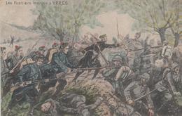 Les Fusiliers Marins à Ypres - Guerre 1914-18