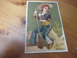 Chromo,Aux Galeries Sedanaises, Sedan - Trade Cards
