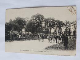 Remiremont Le Vélodrome Courses Du 2 08 1903 France - Remiremont