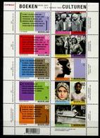 Niederlande Mi# 1862-71 KLB Postfrisch MNH - Literature - Period 1980-... (Beatrix)