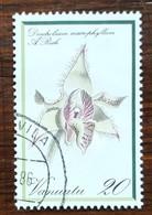 Vanuatu - YT N°647 - Flore / Fleurs / Orchidées - 1982 - Oblitéré - Vanuatu (1980-...)