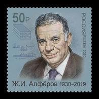 Russia 2020 Mih. 2840 Nobel Laureates. Physicist Zhores Alferov MNH ** - Unused Stamps
