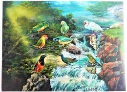 Bhutan 1999**Mi.1949-57 Birds Of The World , MNH [12;165] - Sonstige