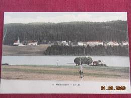 CPA - Malbuisson - Le Lac - Frankrijk