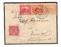 Taxe Sur Lettre De Tchecoslovaquie : Hradcany  Lettre  19/71920 - Taxe