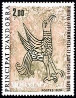 [24] 1979 French Andorra Sc 271 Romanic Church San Cerni De Nagol  ** MNH Very Nice  (Scott) - Nuevos