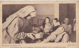 LA FAMINE EN RUSSIE-comité Français De Secours Aux Enfants-SAUVE - Catastrophes