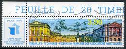 N° YT 3073 - Versailles (1997) - Oblitérés