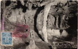 CPA AK View Of Shuhodo, Stalactite Cave JAPAN (724563) - Otros