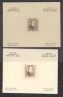 Belgique  -  Errinophilie  :  COB  55  (*)  Papier Normal Et Cartonné - Privées & Locales