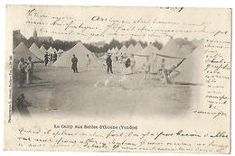 85 - LES SABLES D'OLONNE - Le Camp - 1902 - Sables D'Olonne