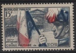 FR 1195 - FRANCE N° 996 Neuf** 1er Choix Ecole Militaire De Saint Cyr - Frankreich