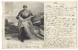 85 - LES SABLES D'OLONNE - La Réparation Des Filets - 1902 - Sables D'Olonne