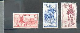 NIGER 234 - YT 86 à 88 ** - Niger (1921-1944)