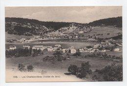 - CPA LES CHARBONNIÈRES (Suisse) - Vue Générale (Vallée De Joux) - Edition Rochat 286 - - VD Vaud