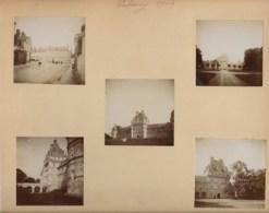 120320 - 10 PHOTO ANCIENNE Circa 1900 - 36 VALENCAY Et 41 MENNETON SUR CHER - Francia