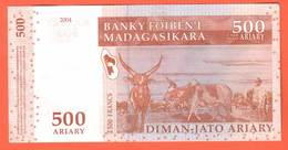 MADAGASCAR - 500 Ariary  De 2003 - Pick 88 - Madagascar