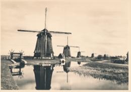 Nederland - 1946 - 5 Op 7,5 Cent Veth, Fotokaart Alkmaar Binnenkruier Watermolen, Briefkaart G285j - Ongebruikt - Ganzsachen