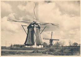 Nederland - 1946 - 5 Op 7,5 Cent Veth, Fotokaart Zuilen (Ut) Watermolens, Briefkaart G285r - Ongebruikt - Ganzsachen