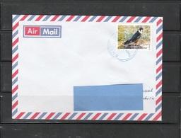 Z] Enveloppe Circulée Circulated Cover Burundi Faucon Falcon Rapace Bird Of Prey - Aigles & Rapaces Diurnes