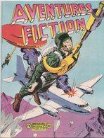 AVENTURES FICTION N° 14 MENSUEL PUBLICATION ARTIMA JUIN 1959 LES PARACHUTISTES AVENTURE SCIENCE FICTION MARTIENS - Aventures Fiction