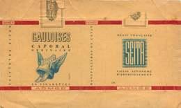 120320A - CIGARETTE EMBALLAGE Gauloises Caporal Ordinaire ARMEE Manufacture De L'Etat - Sigarette - Accessori