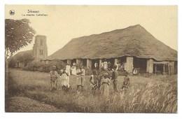 """AFRIQUE - HAUTE VOLTA - SIKASSO - """"La Mission Catholique"""" - CPA - Burkina Faso"""