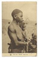 """AFRIQUE - HAUTE VOLTA - N° 110 - GAOUA - """"Maman Lobi"""" - CPA - Burkina Faso"""