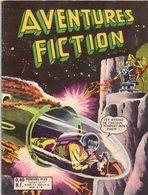 AVENTURES FICTION N° 25 MENSUEL PUBLICATION ARTIMA MAI 1960 L'ENIGME DES TRESORS AVENTURE SCIENCE FICTION MARTIENS - Aventures Fiction