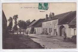 Jura - Pasquier (côté Sud) - Autres Communes