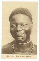 """AFRIQUE - HAUTE VOLTA - N° 115 - GAOUA - """"Le Sourire De La Femme Lobi"""" - CPA - Burkina Faso"""