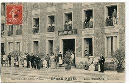 58 -  Nièvre - Pougues Les Eaux - Grand Hotel - Leon Guimard (0629) - Pougues Les Eaux