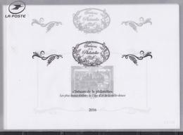 Trésors De La Philatélie Les Plus Beaux Timbres De L'âge D'or De La Taille-douce 2016** - Documents De La Poste