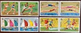 Niue 1980 Olympic Games MNH - Niue