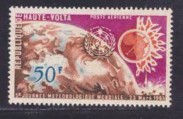 HAUTE-VOLTA AERIENS N°   21 ** MNH Neuf Sans Charnière, TB (D9198) Journée Météorologique Mondiale -1965 - Obervolta (1958-1984)