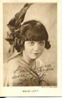 N°5303 T -cpa Maud Loty -actrice De Théâtre Et De Cinéma Née à Bordeaux En 1894- - Théâtre