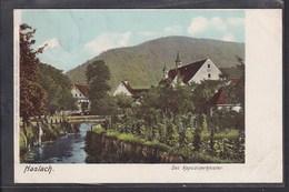 B41 /  Haslach Kapuzinerkloster 1910 - Haslach