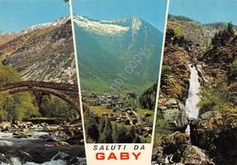 Cartolina Gaby Vedute - Italy