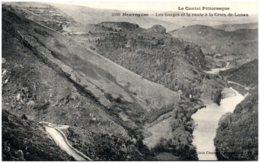 15 NEUVEGLISE - Les Gorges Et La Route à La Croix De Lanau - Altri Comuni