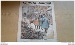1921 LE PETIT JOURNAL ILLUSTRÉ N° 1569 COMMISSION INTERALLIĖE EN SILĖSIE - LES BANDITS MODERNES - Newspapers