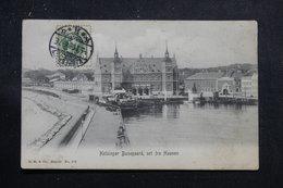 DANEMARK - Affranchissement De Copenhague Sur Carte Postale En 1906 Pour La France - L 55890 - Briefe U. Dokumente