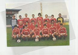 59 - U.S.V.A. Equipe 1984 - 1985 - VALENCIENNES - Photo GOBERT - SOMAIN - FOOTBALL - Valenciennes