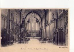CPA - 65 - 49  - TARBES  -  INTERIEUR DE L'EGLISE SAINTE THERESE - - Tarbes