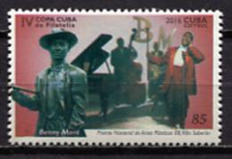 Cuba 2016 / Popular Music Benny More MNH Música Musik  / Cu0536 33-48 - Musica