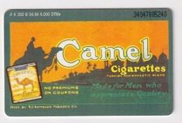 TK 22861 GERMANY - Chip K300B 04.94 6000 Ex. Camel Cigarettes - Allemagne