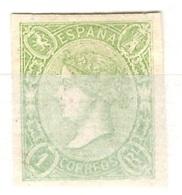 Espagne YT N° 69 Neuf (*). B/TB. A Saisir! - 1850-68 Kingdom: Isabella II
