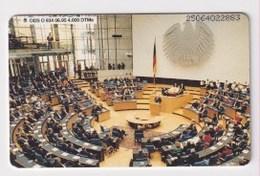 TK 22869 GERMANY - Chip O934 06.95 4000 Ex. 50 Jahre Deutschland - Allemagne
