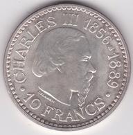 Monaco .10 Francs 1966. CHARLES III 1856-1889, En Argent - Monaco